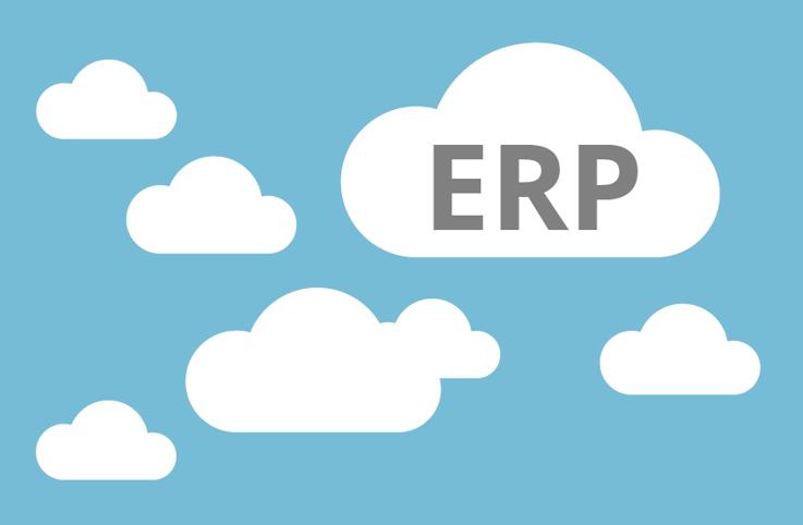 ERP kommt aus der Cloud