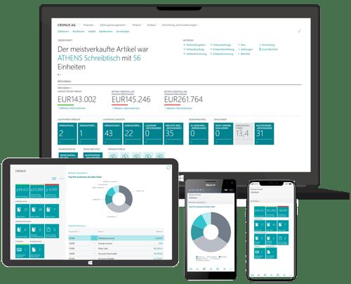 faveo 365: Cloud-ERP für Händler kostenlos testen