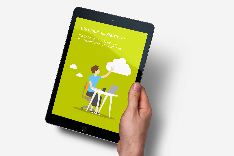 E-Book IPad mockup
