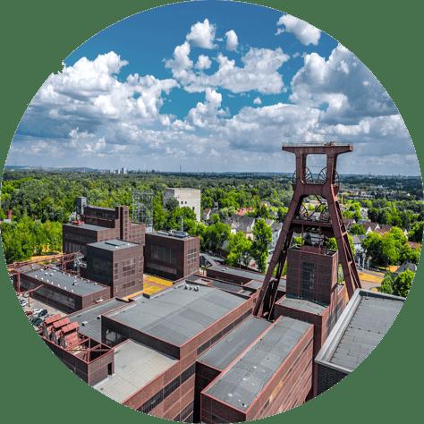 Essen_Zeche Zollverein