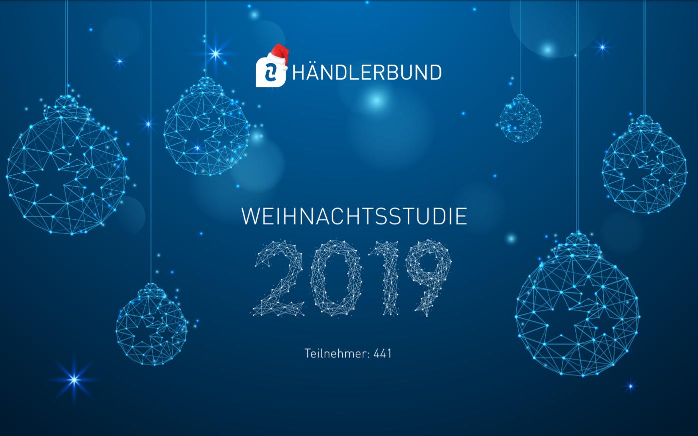 Händlerbund Weihnachtsstudie 2019