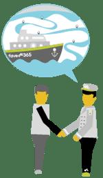Onboarding Grafik-Schiff schritt 1-17