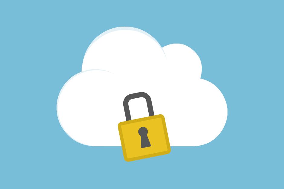 Sicherheit in der Cloud (Symbolbild)