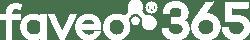 faveo 365 Logo weiß