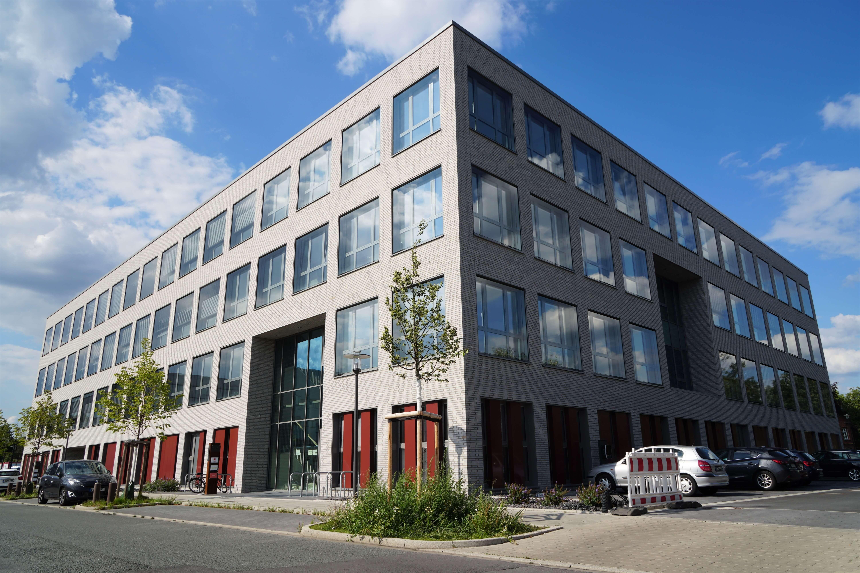 Die neuen Räumlichkeiten der faveo GmbH auf der Martin-Kremmer-Straße