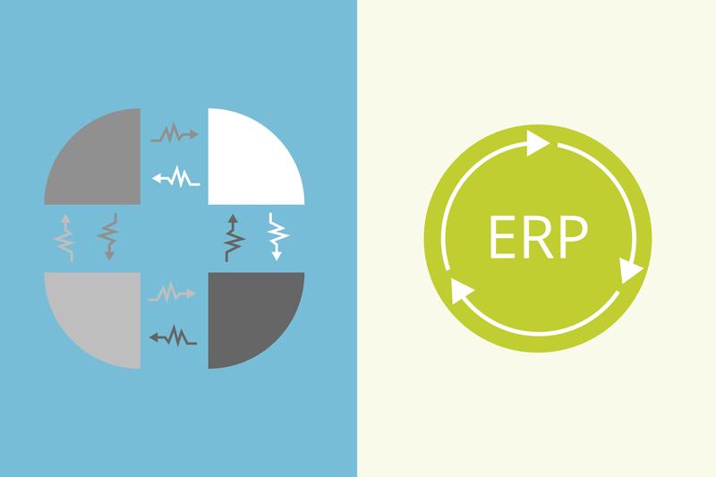 ERP statt Insellösungen