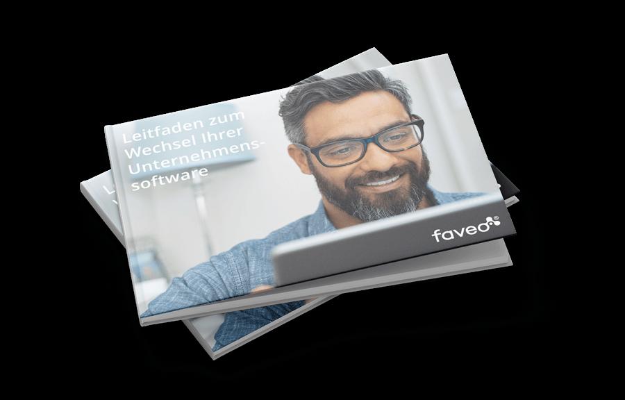 E-Book Leitfaden für den Softwarewechsel- Mockup